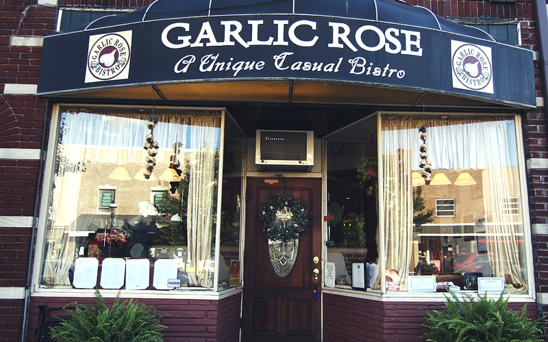 Garlic Rose Unique Dining Cranford NJ
