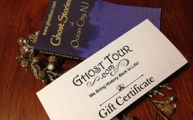 Ghost Tour of Ocean City Fall Fun Southern Jersey