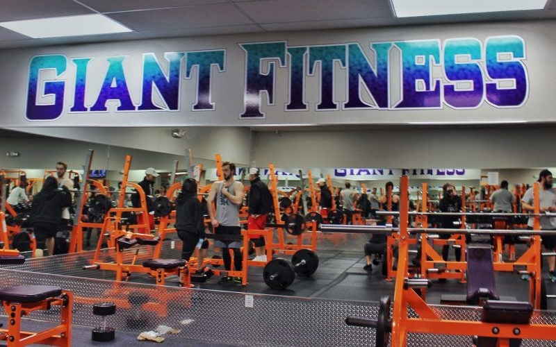 Giant Fitness Center Southern Jersey