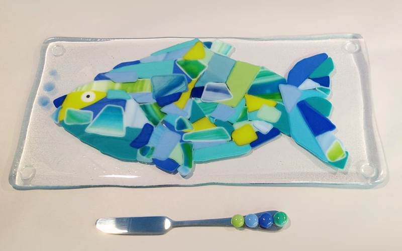 Glassworks Studio BYOB glass making classes in Northern NJ