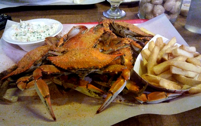 Grabbe's Seafood Restaurant and Crab House