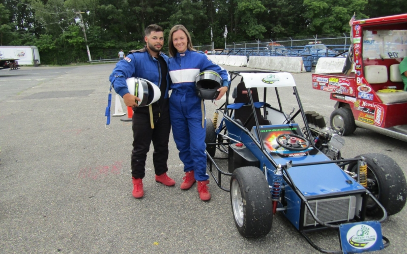 Green Flag Driving Experience Top Attractions Monmouth County NJ