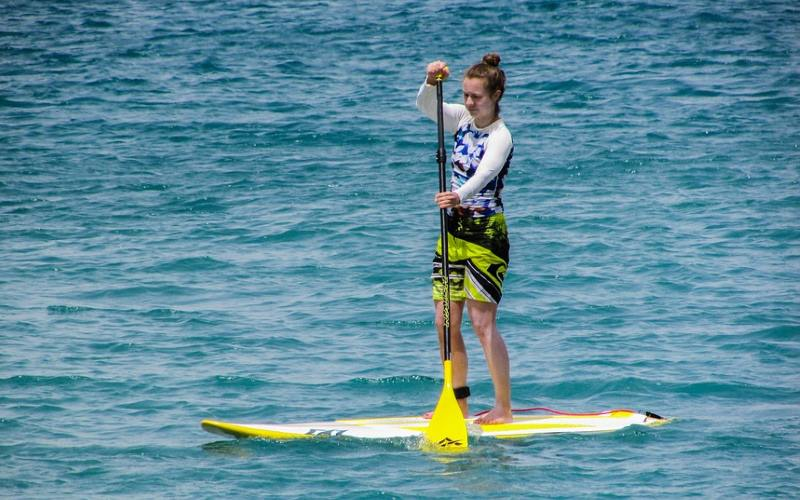 Harvey Cedars Marina paddle board rentals in Central New Jersey