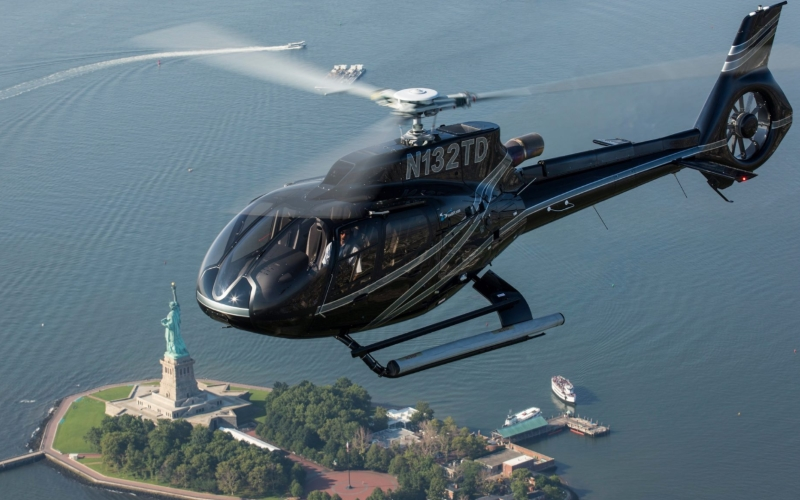 HeliNY Helicopter Tour in Jersey City NJ