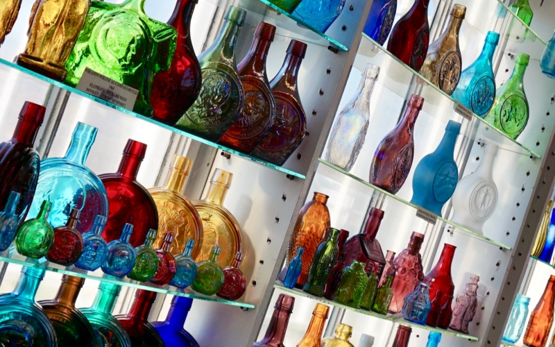 Heritage Glass Museum Free Attractions Southern Jersey