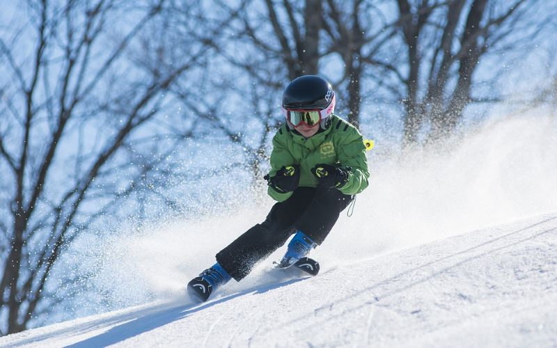 High Point Cross Country Ski Center Skiing in Sussex County NJ
