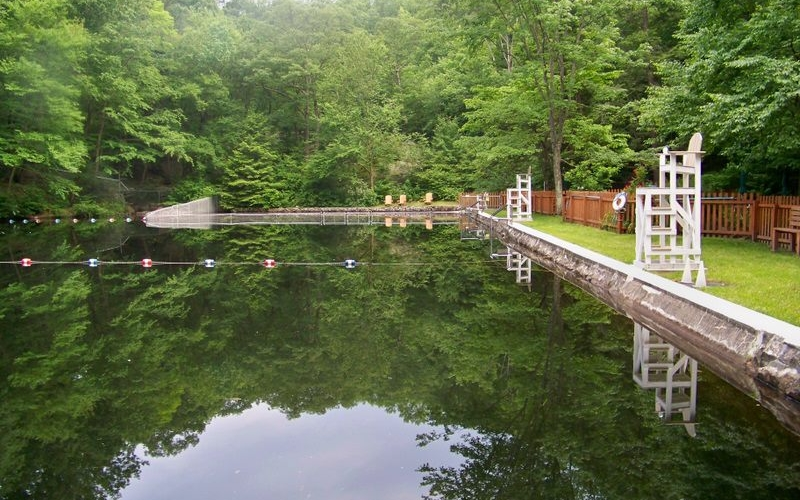 Highlands Natural Pool Day Trips in Ringwood NJ