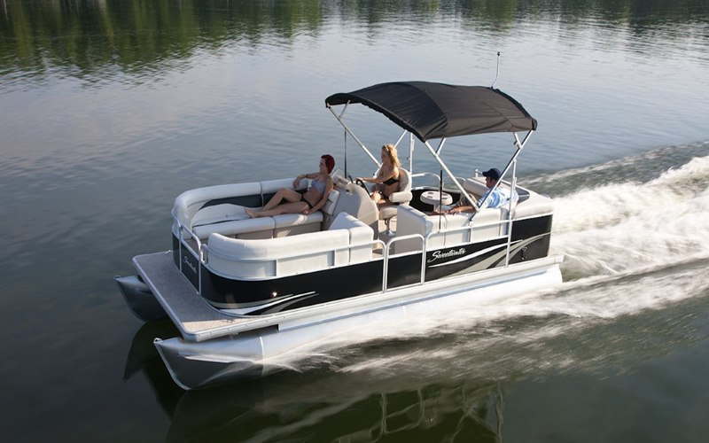 Holgate H20 Sports Pontoon Boat Rentals in Ocean County New Jersey