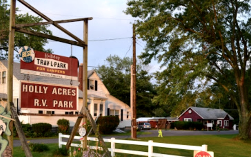 Holly Acres RV Park Camping Southern NJ