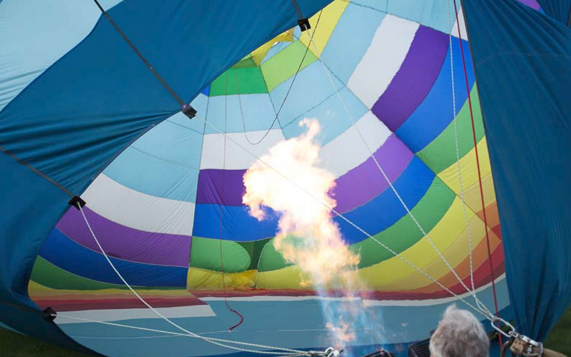 Get ready to go on an outdoor adventure in NJ with In Flight Balloon Adventures.