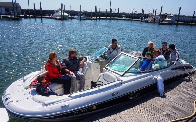 Icon Fishing and Water Sports Whale and Dolphin Watching in Cape May County. NJ
