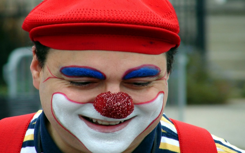 Inkwell the Clown CTC Party Entertainment Clowns in NJ