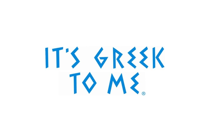 It's Greek to Me Restaurant Ridgewood NJ