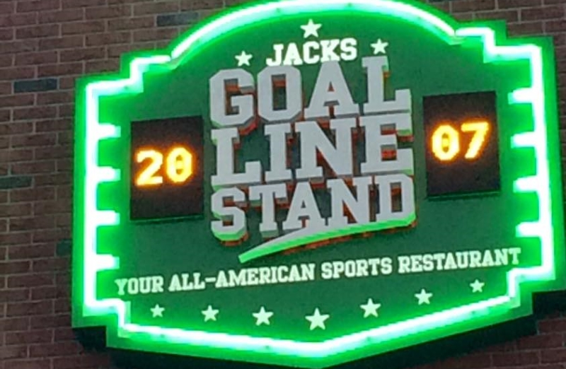 Karaoke Bars at the Jersey Shore Jack's Goal Line Stand