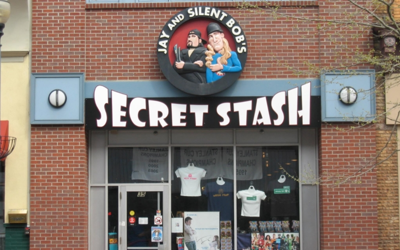 Jay and Silent Bob's Comic Books Red Bank NJ