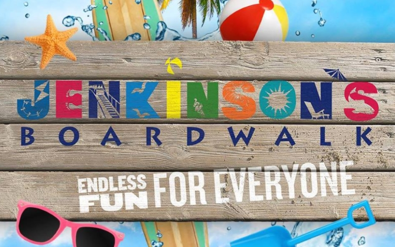 Jenkinsons Boardwalk Top Attractions Point Pleasant NJ