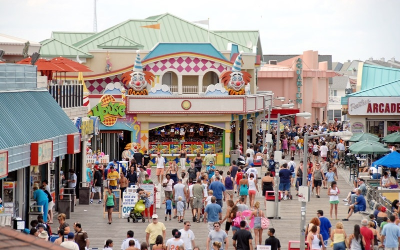 This family attraction in Point Pleasant Beach NJ is a Jersey Shore staple.