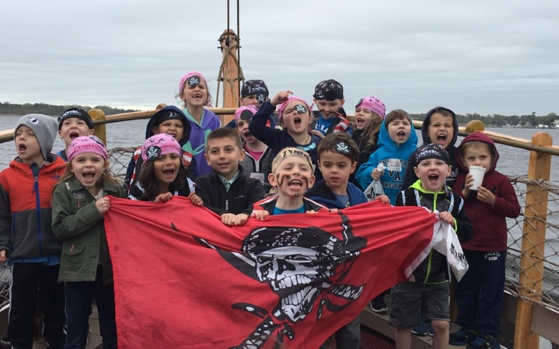 Jersey Shore Pirates Top 50 Kid's Attractions Brick