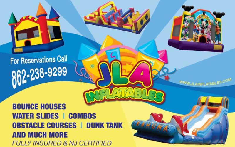 JLA Party Rentals in NJ