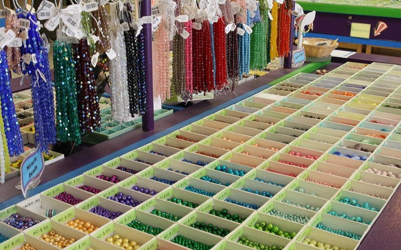 Jubili Beads and Yarns NJ Collingswood Camden COunty