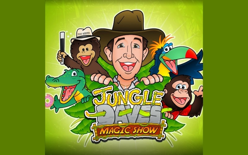 Jungle Daves Magic Show Best School Entertainers in NJ