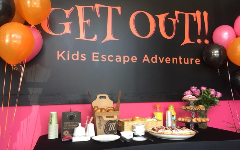 Escape Room Parties in NJ | Get Out Kids Escape Adventures