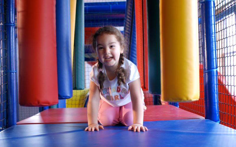 Kidz Village Indoor Play Places For Kids In New Jersey