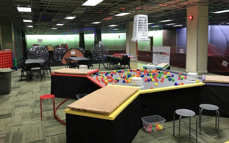 Knockerball & More Laser Tag Arenas in Monmouth County NJ