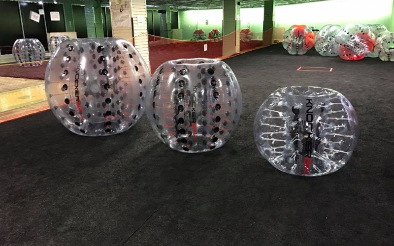 Knockerball and More Best Unknown Attractions in NJ