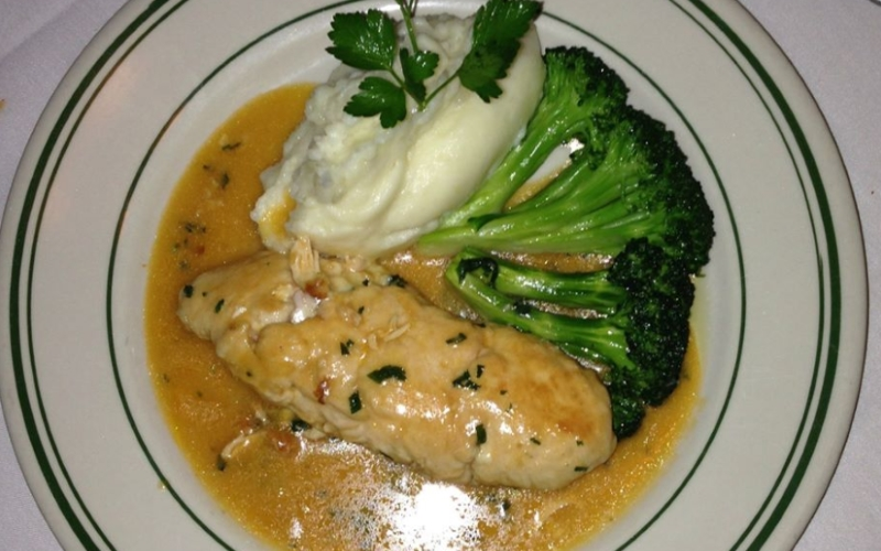 La Fiamme Best Italian Restaurants in Harrison NJ
