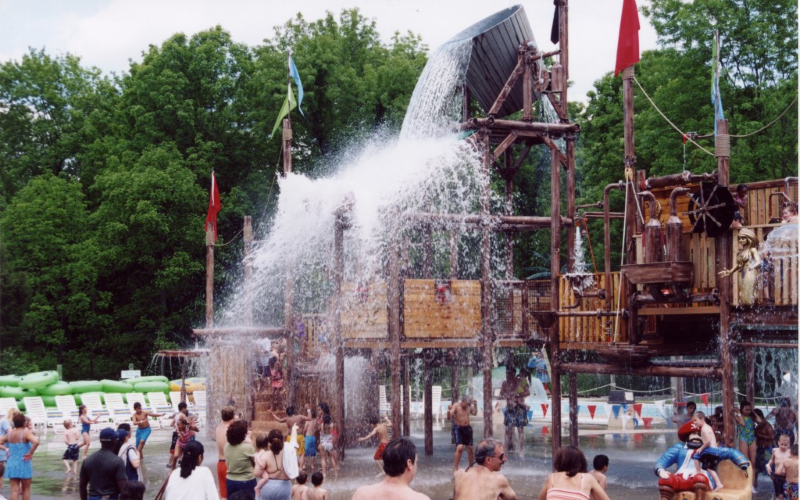 Land of Make Believe and Pirate's Cove Top 50 Kids Attractions in Hope NJ