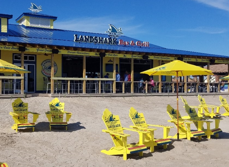 Landshark Bar and Grill Best Outdoor Bars at the Jersey Shore