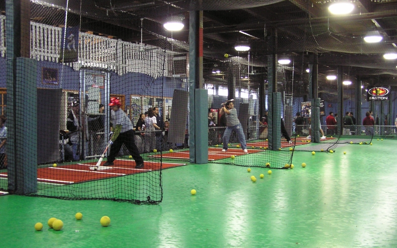Lefty's Sports Academy Top 50 Kid's Attractions Clifton