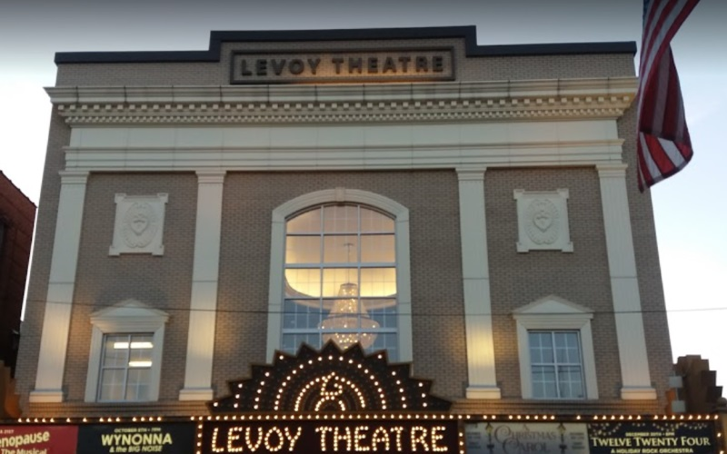 Image of Levoy Theatre at Millville NJ