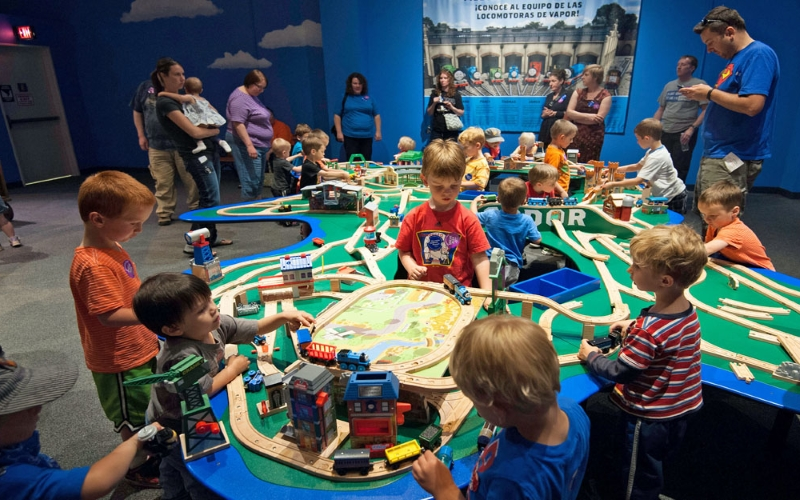 Liberty Science Center Fun for Kids Northern Jersey