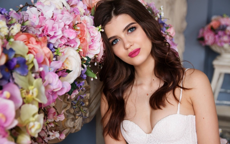 Lush Bridal Party Beauty Service New Jersey