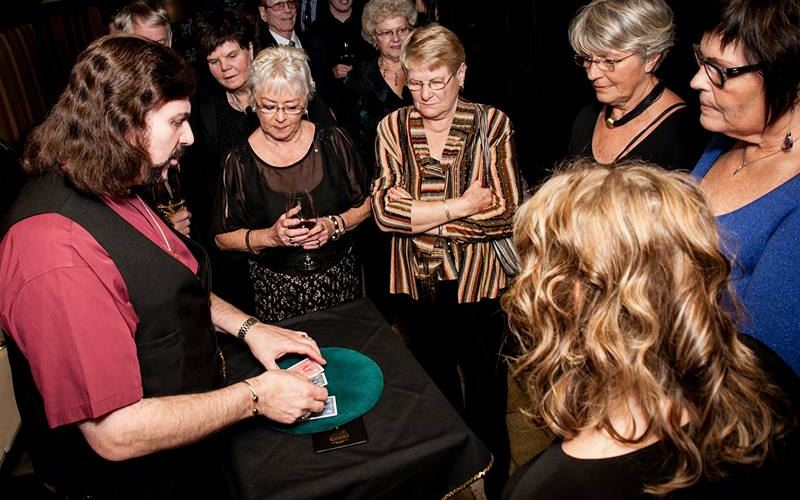 Magic of Marco Magician for Hire in New Jersey