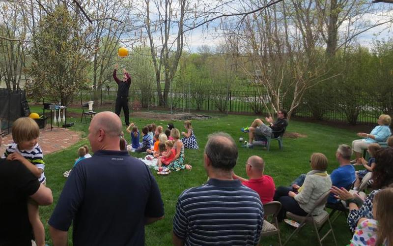 Michael Ickle Kids Magician in New Jersey