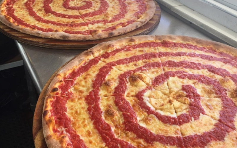 Maruca's Tomato Pies Best Pizza Jersey Shore