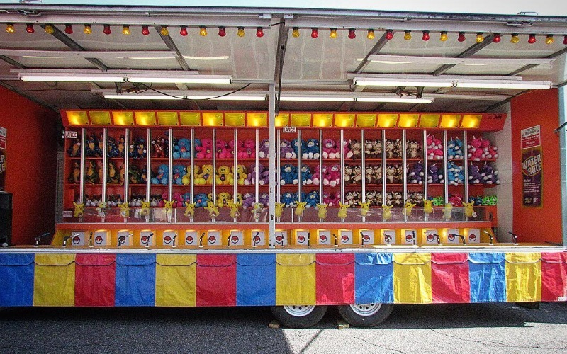 McManus Carnival Activities for Company Events in NJ