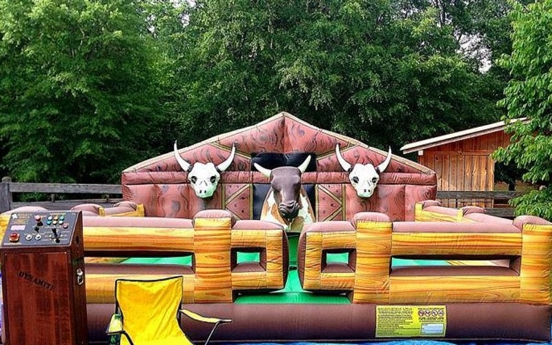 Mechanical Bull Rentals in NJ New Jersey Bull Rentals