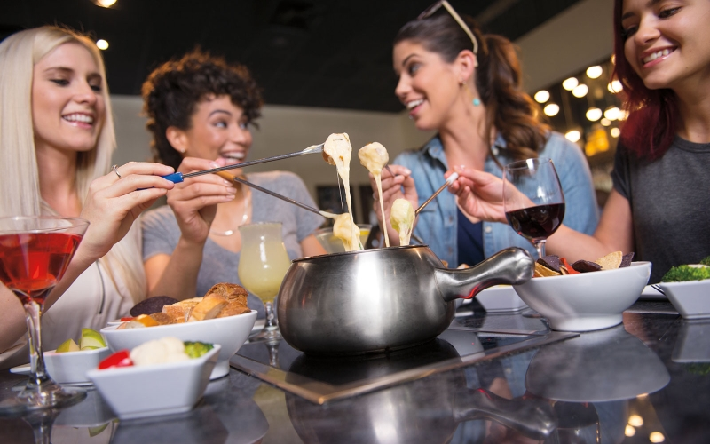 The Melting Pot Unique Dining Northern Jersey