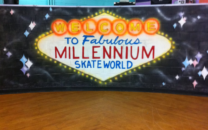 Millennium Skate World Top 50 Kids Attractions Central Jersey