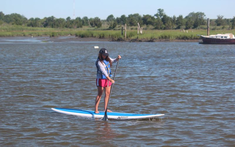 Miss Chris Kayak and SUP Rentals in Cape May County New Jersey