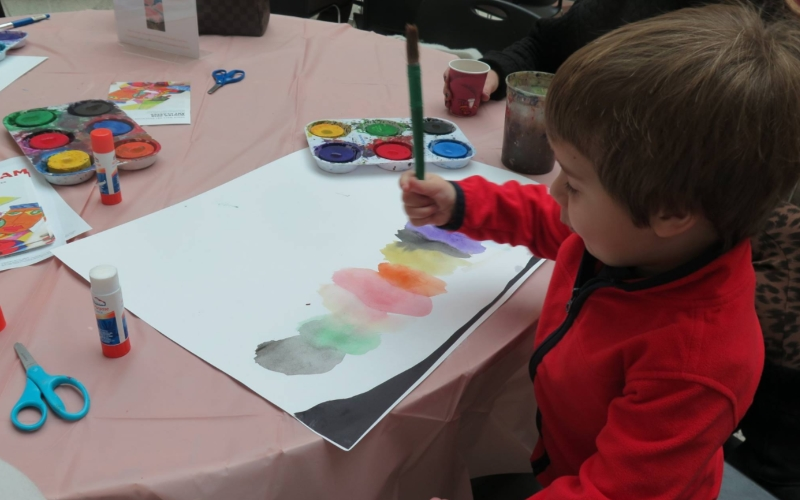 Montclair Art Museum Painting Lessons Montclair NJ