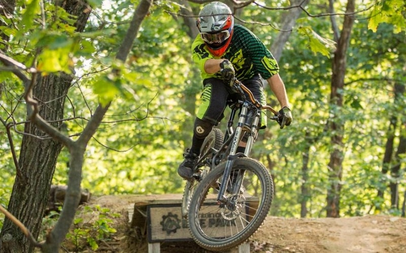 Mountain Creek Bike Park in Vernon Nj