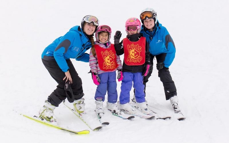 Mountain Creek Skiing Lessons In New Jersey
