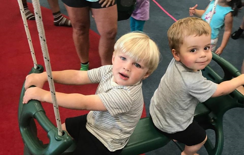 My Gym Princeton Toddler Attractions for Kids in NJ