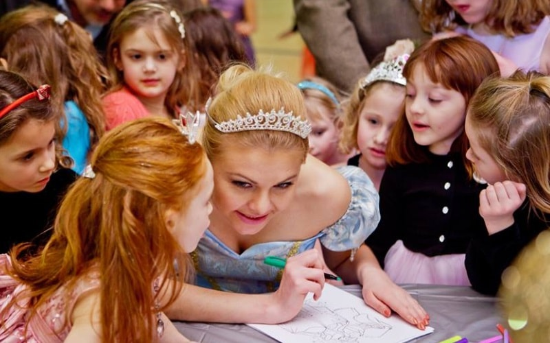 My Fairytale Party's Fairy Tale Princess Parties in NJ