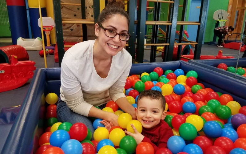 My Gym Manalapan Mommy & Me Class Central NJ
